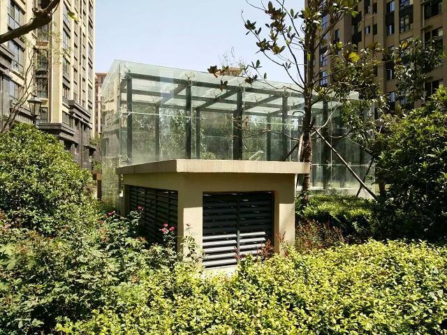 西安钢结构雨棚夹胶万博手机官网